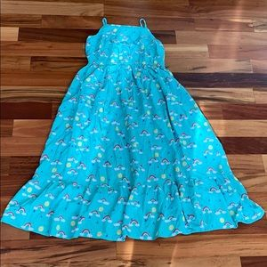 Cat and Jack  maxi dress for girls size 14 to 16